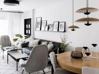 95㎡北欧时尚家,两代人住也实用舒适!